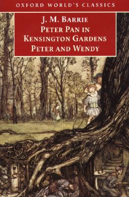 Image for Peter Pan in Kensington Gardens and Peter and Wendy