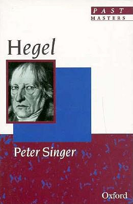 Image for Hegel - Past Masters