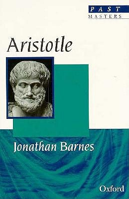 Image for Aristotle (Past Masters)
