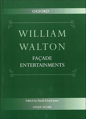 Image for Faade Entertainments: Study score (William Walton Edition)