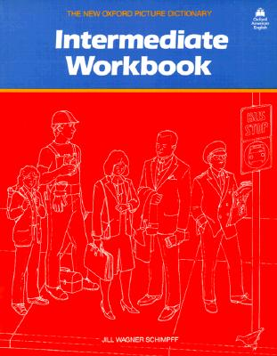 Image for New Oxford Picture Dictionary,The: Intermediate Workbook