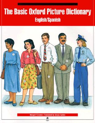 Image for Basic Oxford Picture Dictionary, The : English/Spanish