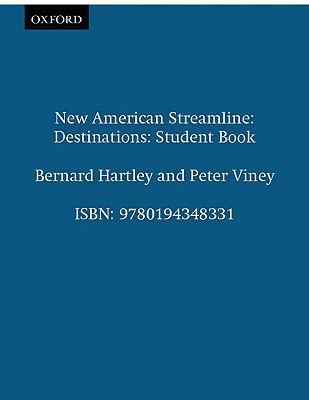 Image for New American Streamline Destinations - Advanced: Destinations Student Book (New American Streamline: Destinations (High-Intermediate-Advanced))