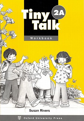 Image for Tiny Talk 2A Workbook