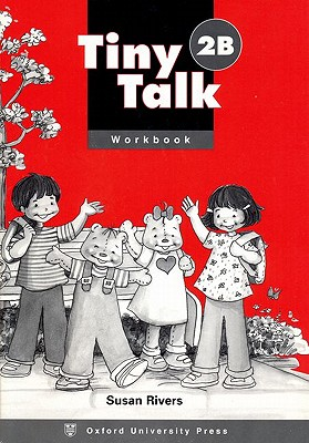 Image for Tiny Talk 2B Workbook