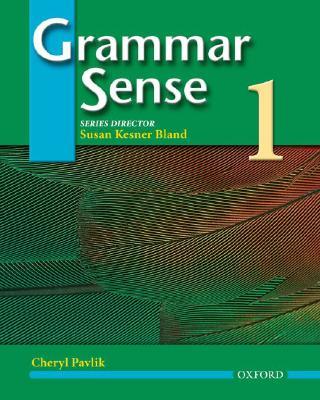 Image for Grammar Sense 1: Student Book