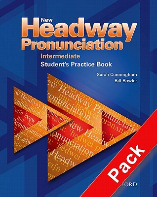 Image for New Headway Pronunciation Pre-intermediate Student's Practice Pack