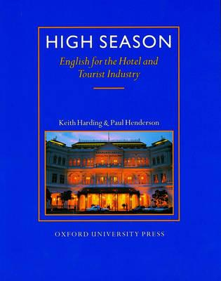 Image for High Season: Student's Book  English for the Hotel and Tourist Industry