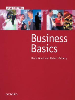 Business Basics, McLarty, Robert;Grant, David