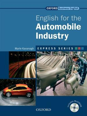 Image for English for the Automobile Industry Student's Book and MultiROM: Express Series  A Short, Specialist English Course.  A Short, Specialist English Course