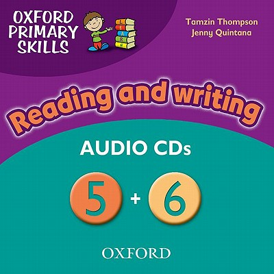 Image for Oxford Primary Skills Reading and Writing 5 & 6 Class Audio CD