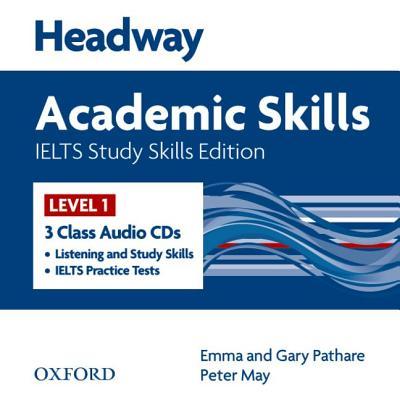 Image for Headway Academic Skills IELTS Study Skills Edition: Class Audio CDs