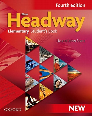 Image for New Headway Elementary 4th Edition Student's Book  General English for Adults