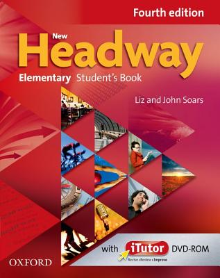 Image for New Headway Elementary A1-A2: Student's Book and iTutor Pack  General English for Adults.  General English.  General English.  The world's most trusted English course