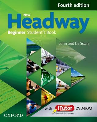 Image for New Headway Beginner A1: Student's Book and iTutor Pack  The World's Most Trusted English Course