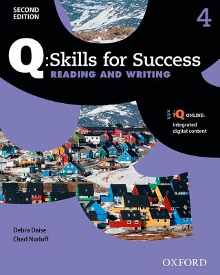 Image for Q Skills for Success: Level 4: Reading & Writing Student Book with IQ Online
