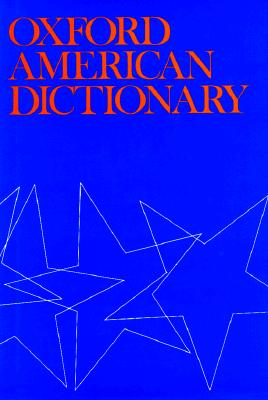 Image for OXFORD AMERICAN DICTIONARY