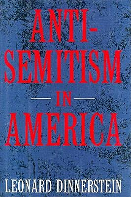 Image for Anti-Semitism in America
