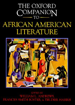 Image for The Oxford Companion to African American Literature
