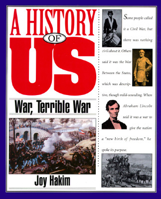Image for A History of US: Book 6: War, Terrible War