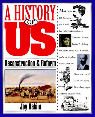 Image for A History of US: Book 7: Reconstruction and Reform