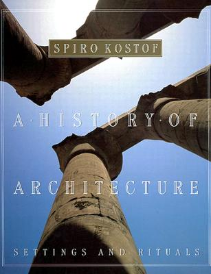 Image for HISTORY OF ARCHITECTURE