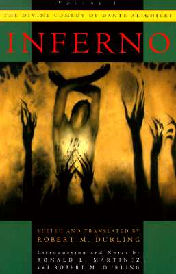 Image for The Divine Comedy of Dante Alighieri: Volume 1: Inferno