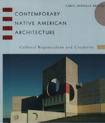 Image for CONTEMPORARY NATIVE AMERICAN ARCHITECTURE