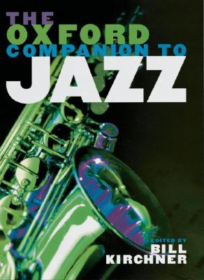 Image for OXFORD COMPANION TO JAZZ