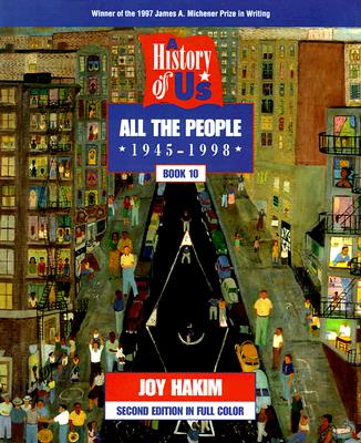 Image for A History of US: Book 10: All the People (1945-1998)