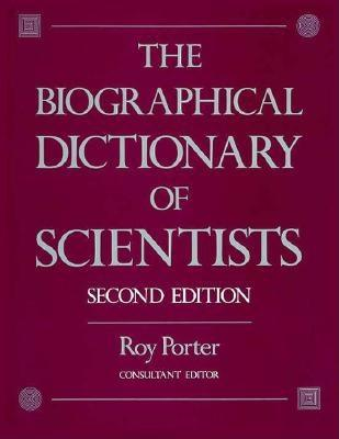 Image for The Biographical Dictionary of Scientists
