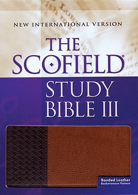 Image for The Scofield Study Bible III, NIV