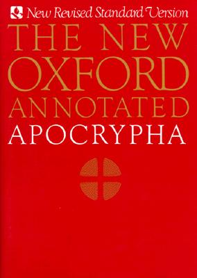 Image for The New Oxford Annotated Apocrypha, New Revised Standard Version