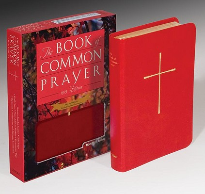 Image for 1979 Book of Common Prayer Personal Edition Red
