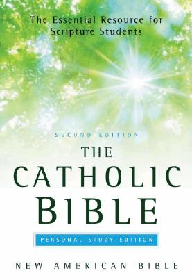 The Catholic Bible: New American Bible Personal Study Edition