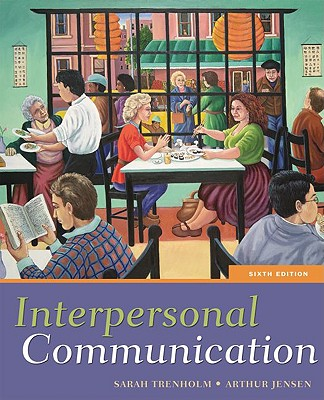 Image for Interpersonal Communication