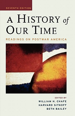 Image for A History of Our Time: Readings on Postwar America