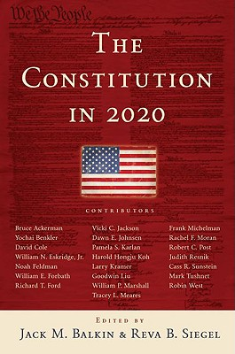 Image for The Constitution in 2020
