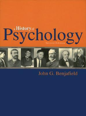 Image for A History of Psychology