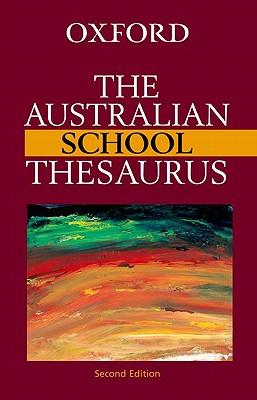 Image for Australian School Oxford Thesaurus