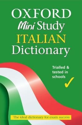 Image for Mini Study Italian Dictionary
