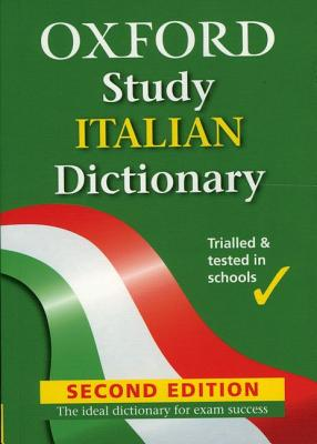 Image for Oxford Study Italian Dictionary