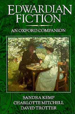Image for Edwardian Fiction : An Oxford Companion