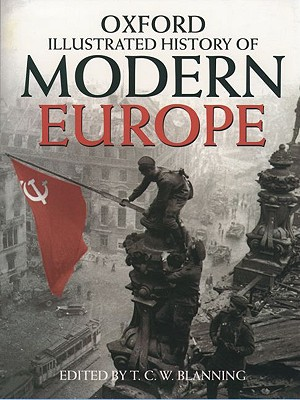 Image for MODERN EUROPE OXFORD ILLUSTRATED HISTORY