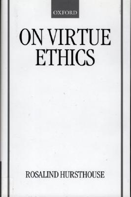 Image for ON VIRTUE ETHICS