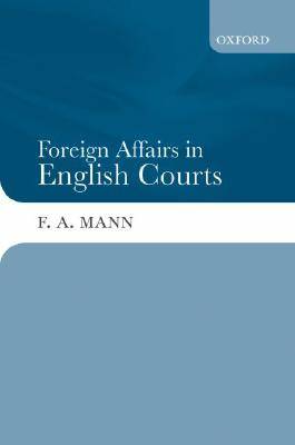 Image for Foreign Affairs in English Courts