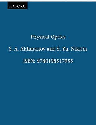 Image for Physical Optics