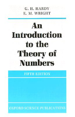 Image for Introduction to the Theory of Numbers (Oxford Science Publications)