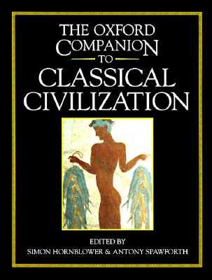 Image for The Oxford Companion to Classical Civilization