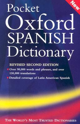 Image for Pocket Oxford Spanish Dictionary (Pocket Bilingual Dictionaries)